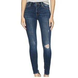 Lucky Brand 0 Blue Skinny Jeans 6AT39